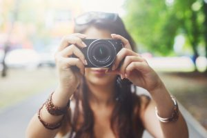 Taking Photos of your Memories